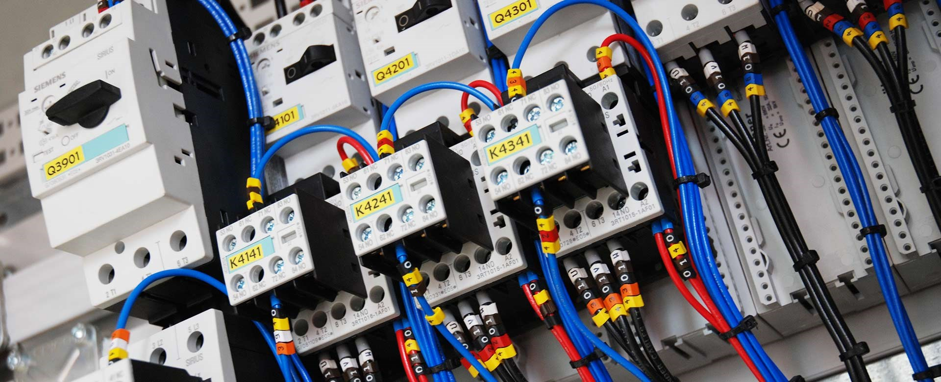 Nexdorf Electrical Control Engineering Industrial Training Circuits Design Manufacturing